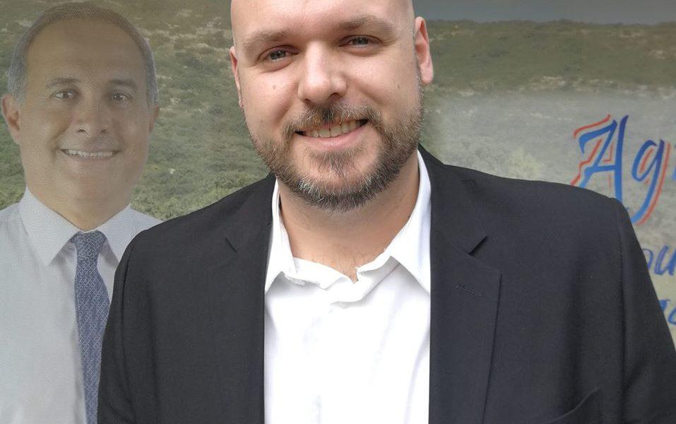 Municipales à Frontignan : Mathias Liszka (PCD) candidat sur la liste d'ouverture «Agir pour Frontignan La Peyrade»