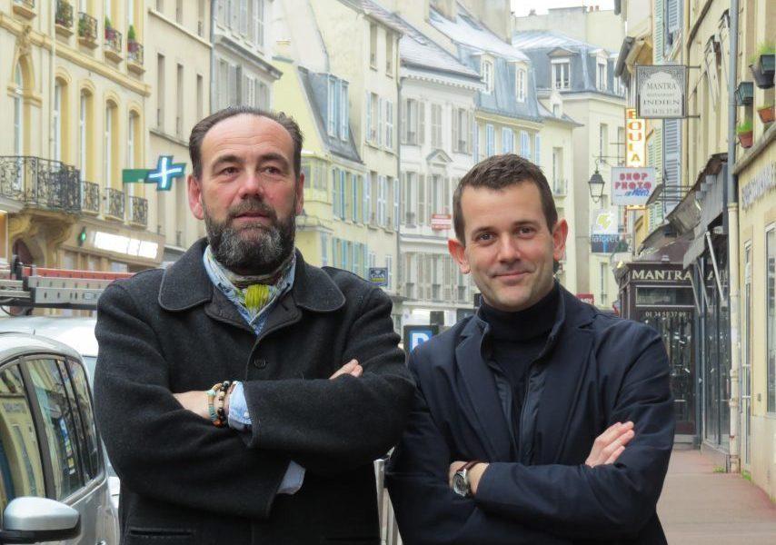 Municipales 2020 : Notre délégué national Christophe Bentz, crée la liste d'union «Audace» à Saint-Germain-En-Laye