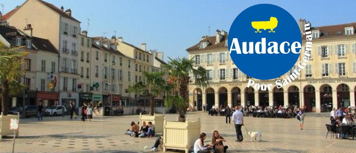 La liste d'union «Audace Pour Saint Germain» en campagne municipale !