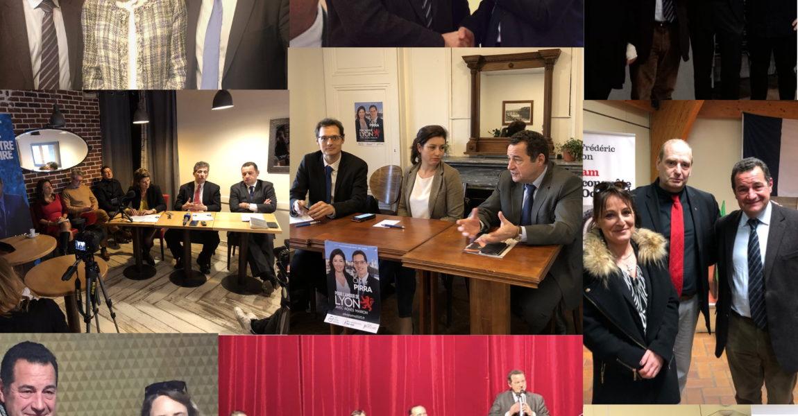Soutenez nos candidats aux élections municipales de 2020 qui incarnent avec courage nos convictions sur le terrain !
